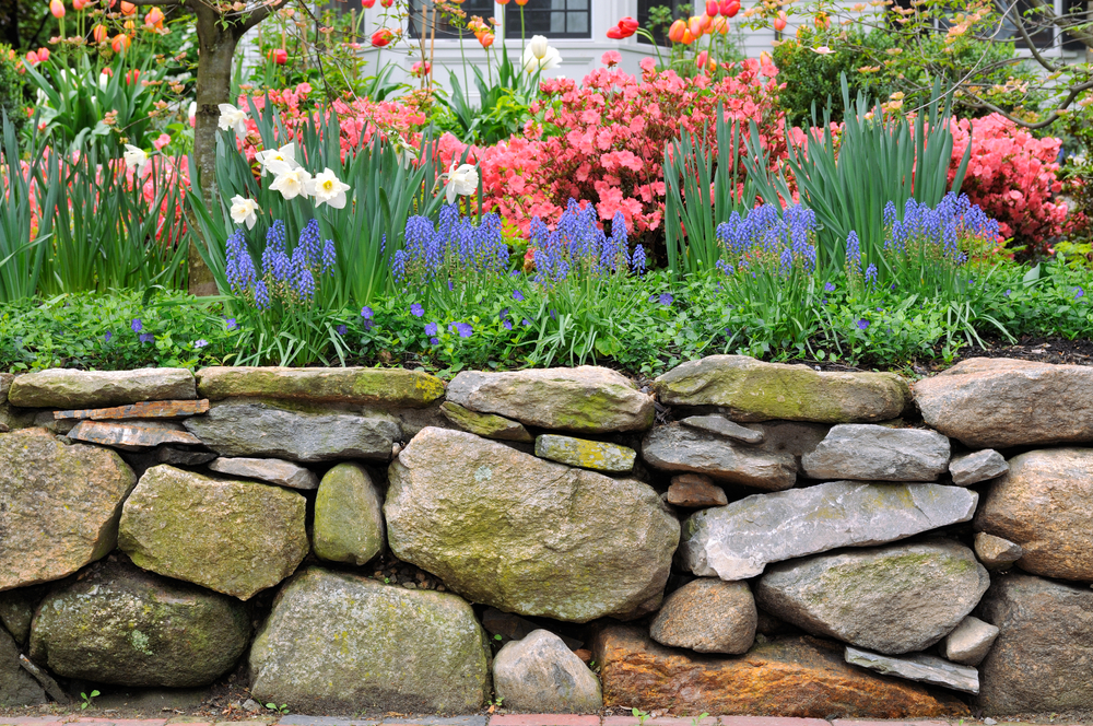 Discover how your yard can benefit from a retaining wall